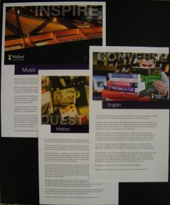 Waldorf College Academic Department Fact Sheets
