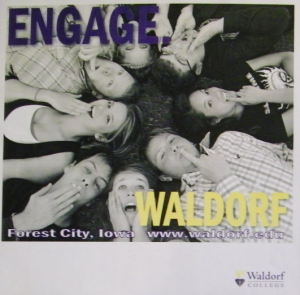 Engage Waldorf Poster