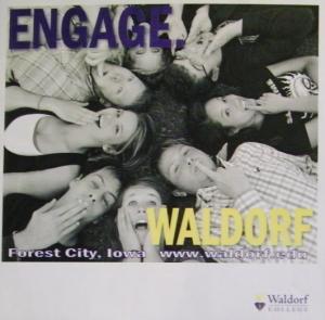 Engage Waldorf Poster