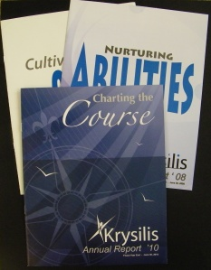 Annual Reports for Krysilis