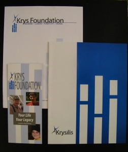 Collateral Pieces for Krys Foundation